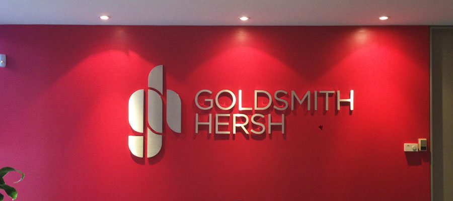 Goldsmith Hersh Non Lit Letters