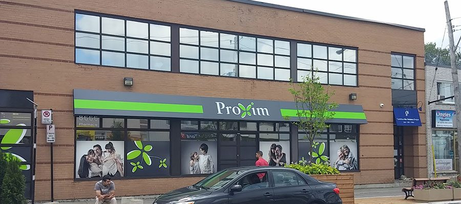 Commercial Awning Proxim